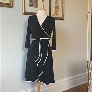 Calvin Klein Dresses - Calvin Klein wrap dress